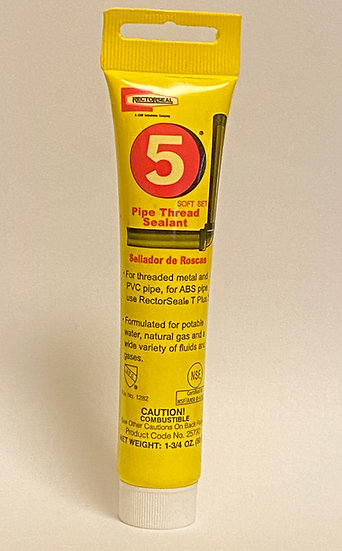 Pipe Thread Sealant Gas Line Sealer