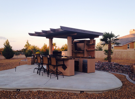 Now Is The Time To Invest In Your Backyard Living Area!!