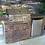 """Thumbnail: St. John 7'6"""" BBQ Island with Bar on Three Sides and 4 Burner Built In BBQ Grill"""