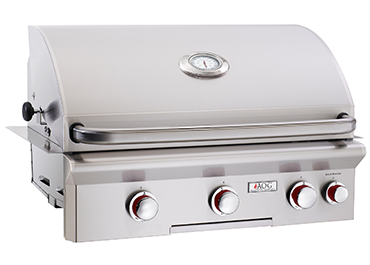 American Outdoor Grill T-Series 30 Inch 3 Burner Built in Grill