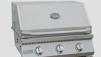 Built In BBQ Grills to Build your Dream Outdoor Kitchen