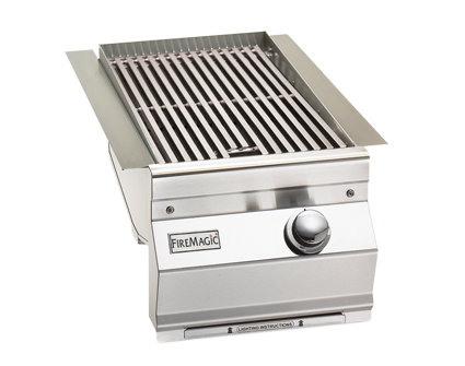 Fire Magic Aurora Built-In Single Searing Station/Side Burner - 32