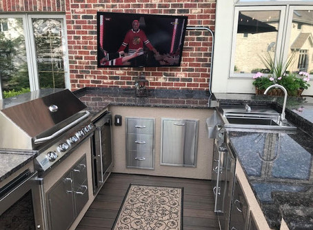 How to Build a Outdoor Kitchen