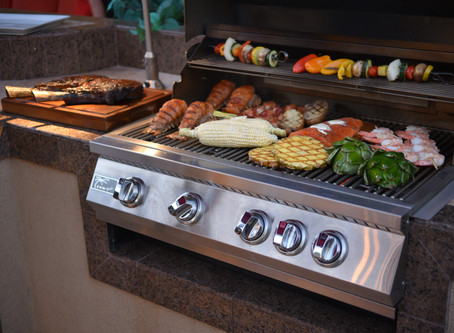 The Best Built-In BBQ Grill