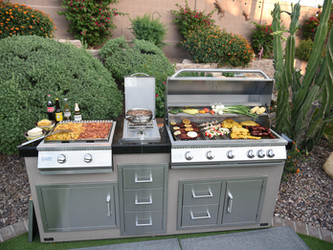 Replace Your Old Built-In BBQ Grill