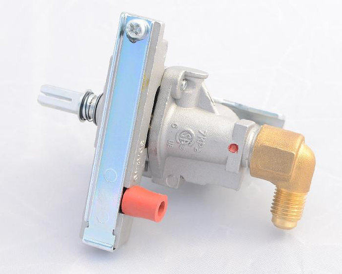 Back Burner Valve and Universal for Side Burner Valves
