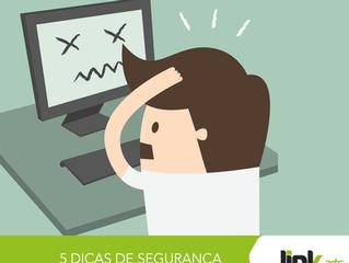 5 DICAS DE SEGURANÇA PARA USAR UM COMPUTADOR PÚBLICO