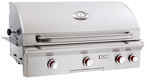 American Outdoor Grill L-Series 36 Inch 3 Burner Built in Grill