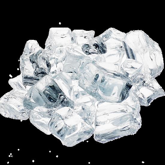 Krystallo Diamond 1/2 Inch Reflective FireGlass