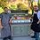 """Thumbnail: Teppanyaki, Griddle, Built-In BBQ Grill with Side Burner, Storage Drawers 7'6"""""""