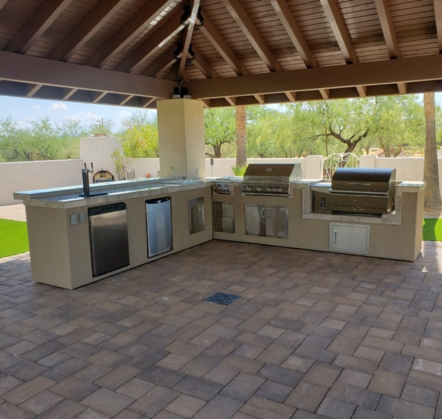 Outdoor_Kitchen_Grill