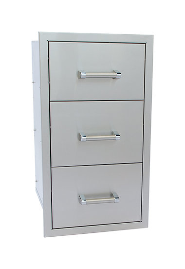 KoKoMo Triple Drawer