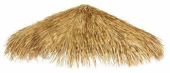 Mexican Palm Thatch Palapa Umbrella Cover 12′