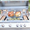 Thumbnail: Professional 4 Burner 32 Inch Cart Model BBQ Grill With Lights & Locking Casters