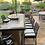 Thumbnail: KoKoMo Rattan Outdoor Bar Stools with Armrest and Footrest 2 Pack