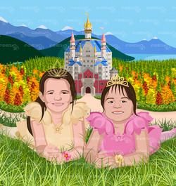 Dve princezné