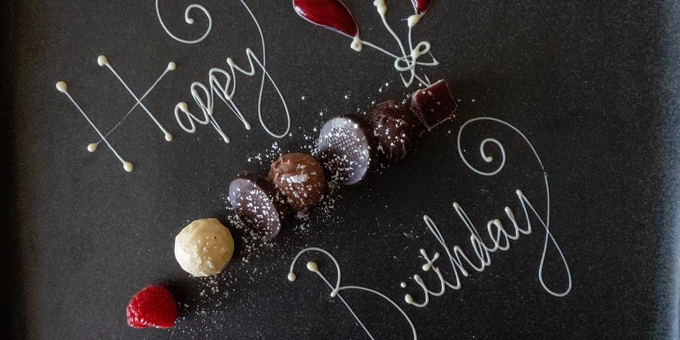 Happy Birthday - Myndun-Geburtstagsfeier