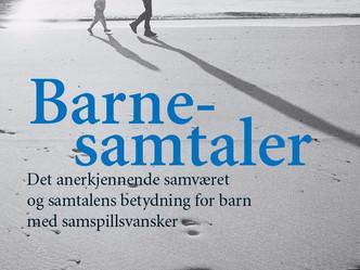 Boken Barnesamtaler i ny utgave