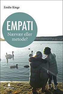 Forside bok Emilie Kinge - Empati - nærvær eller metode?