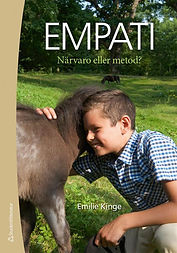 Forside bok Emilie Kinge - Empati - Närvaro eller metod