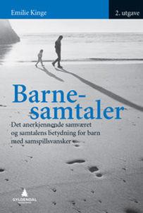 Forside bok Emilie Kinge - Barnesamtaler 2. utgave