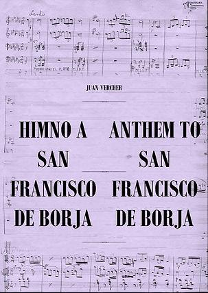 Himno a San Francisco de Borja Juan Vercher