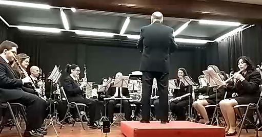 """""""La Solana"""" da comienzo al Concierto de Navidad en Barx"""