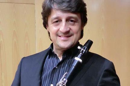 """Concierto """"Heiligenstadt"""". Interpreta Juan Antonio Fenollar (Clarinete) en el Palau de la Música de Valencia"""