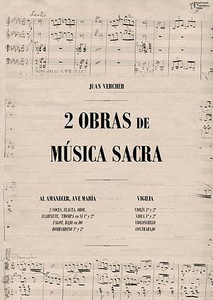 Música Sacra Juan Vercher