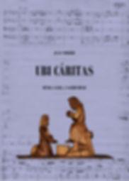 Música Sacra Ubi Cáritas Juan Vercher