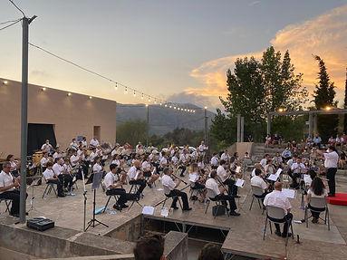 """Gran versión de """"La Solana"""" por D. Remigi Morant al frente de la Banda Santa Cecilia de Barx"""