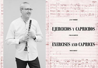 Escucha la increíble interpretación de D. F. Javier Font Calatayud al Requinto, de los Caprichos para Clarinete del maestro Vercher