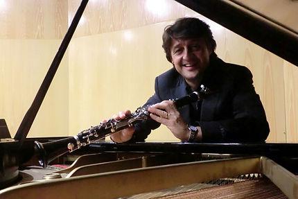 """Concierto """"Heiligenstadt"""". Interpreta Juan Antonio Fenollar (Clarinete) en el Auditorio Municipal de Cullera"""