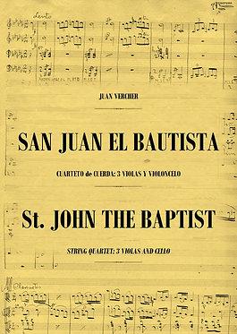 SAN JUAN EL BAUTISTA
