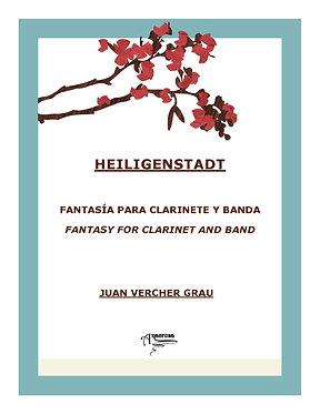 HEILIGENSDADT. Fantasía para Clarinete en Sib y Banda