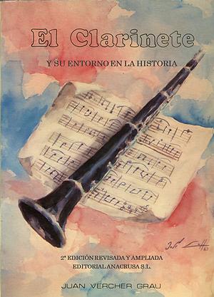 Libro El Clarinete Juan Vercher