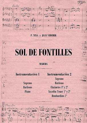 Sol de Fontilles Juan Vercher