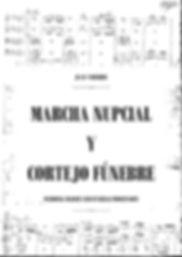 Marcha Nupcial y Cortejo Fúnebre Juan Vercher