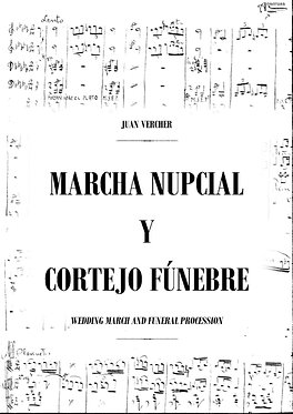 MARCHA NUPCIAL Y CORTEJO FÚNEBRE