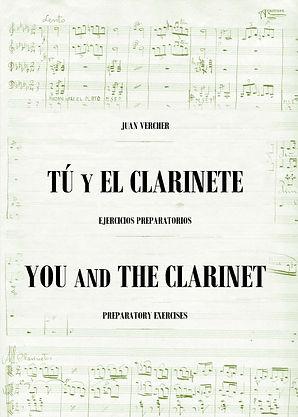 Tú y el Clarinete Juan Vercher