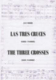 Marcha Pasodoble Las Tres Cruces Juan Vercher