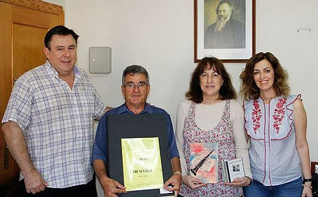 """La Lira Saguntina resulta agraciada por segunda vez, en esta ocasión con """"La Solana"""" del maestro Juan Vercher"""