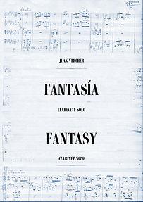 """La obra """"FANTASÍA para Clarinete Solo"""" es grabada por el maestro D. Juan Antonio Fenollar Sala"""