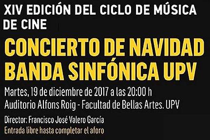 """""""EL GALLO IMPERTINENTE"""" por la Banda Sinfónica de la UPV. Dirige Francisco José Valero García"""