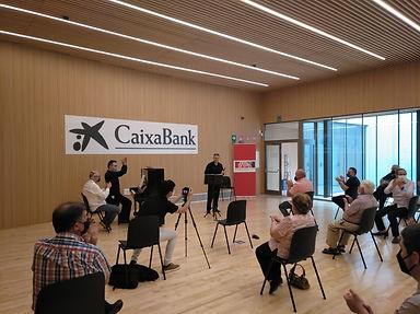 Extraordinario Concierto de Música de Cámara para Clarinete y Piano en reconocimiento a la Sociedad Unión Musical Santa Cecilia de Barx por su relación con el tejido musical valenciano