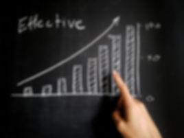 effective business blackboard, teacher t