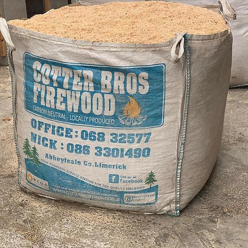 Sawdust Bulk Bag