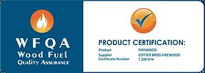 WFQA Label Logo Cert Number.png