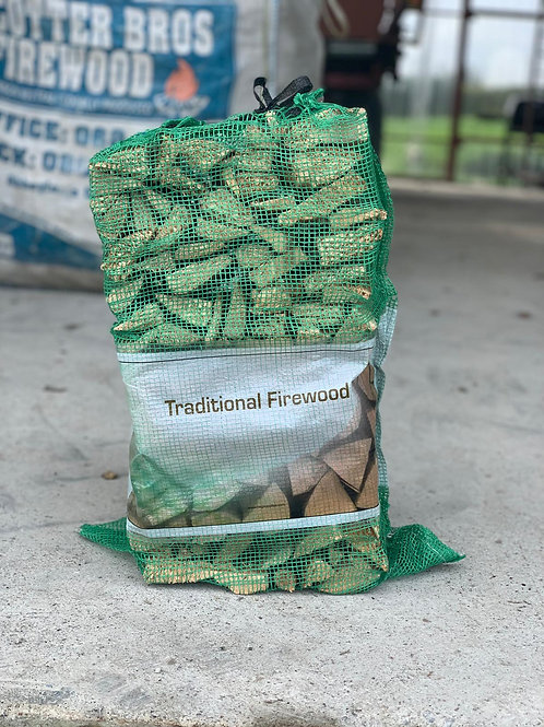 Net Bag - Kiln Dried Standard™ Kindling