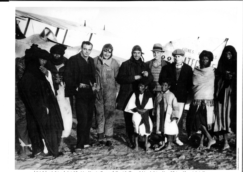 St-Exupery & L'équipe de Cap Juby